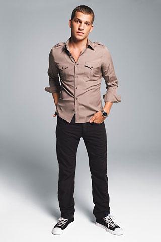 Модные джинсы для мужчин