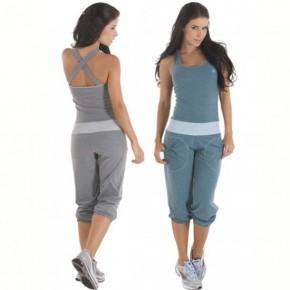 Какая должна быть одежда для фитнеса?