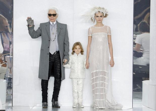 Кара Делевин стала лицом Chanel