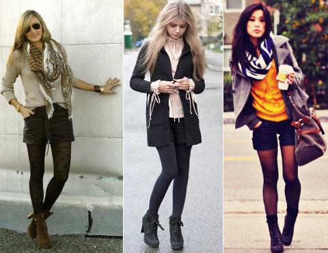 Какие колготки лучше всего носить?