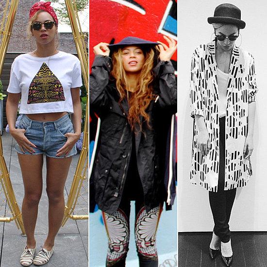 Бейонсе и Topshop запустят новую линию модной одежды