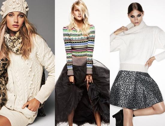 Вязаная мода 2015 года