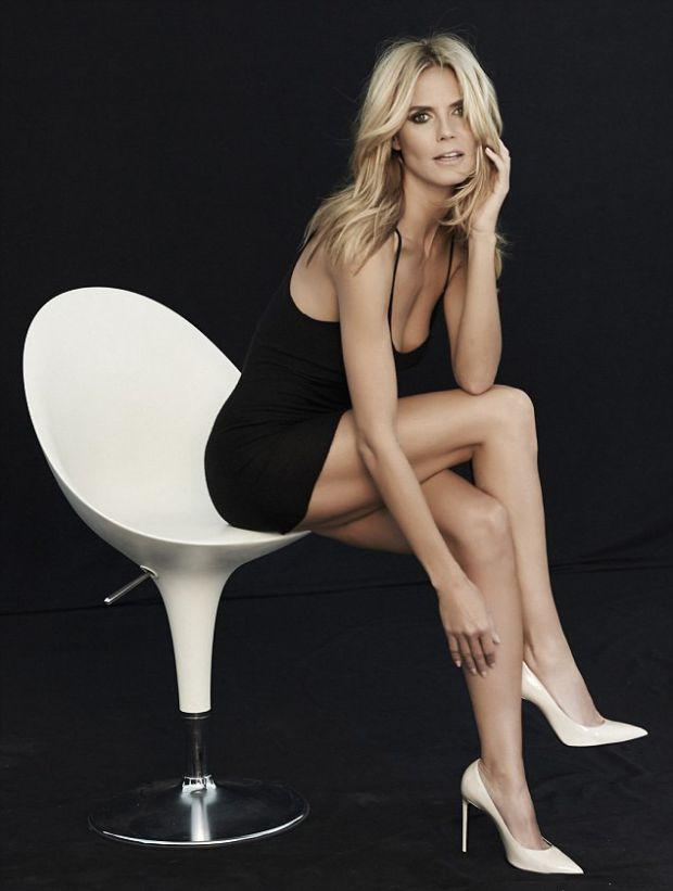 Хайди Клум участвовала в рекламной кампании