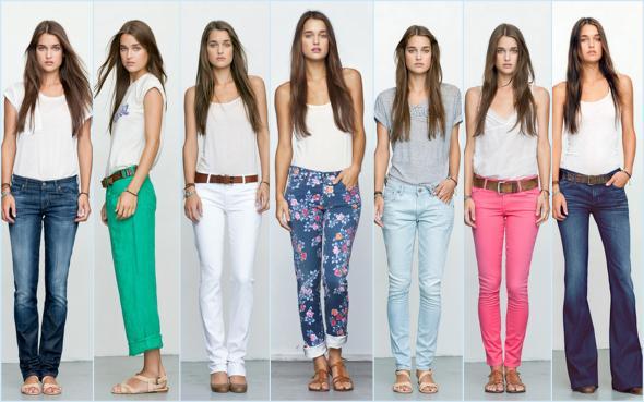 Какие женские брюки будут в моде в 2015 году