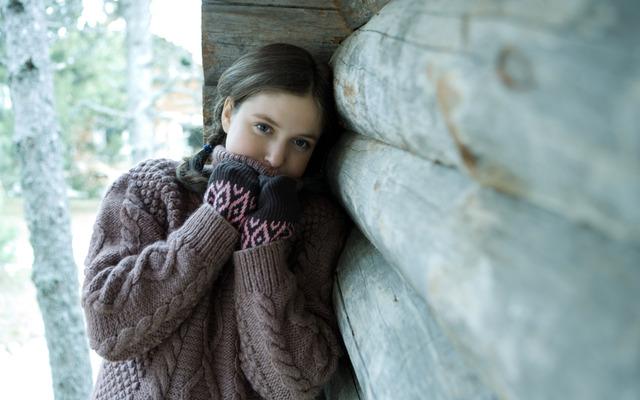 Что выбрать полным женщинам зимой