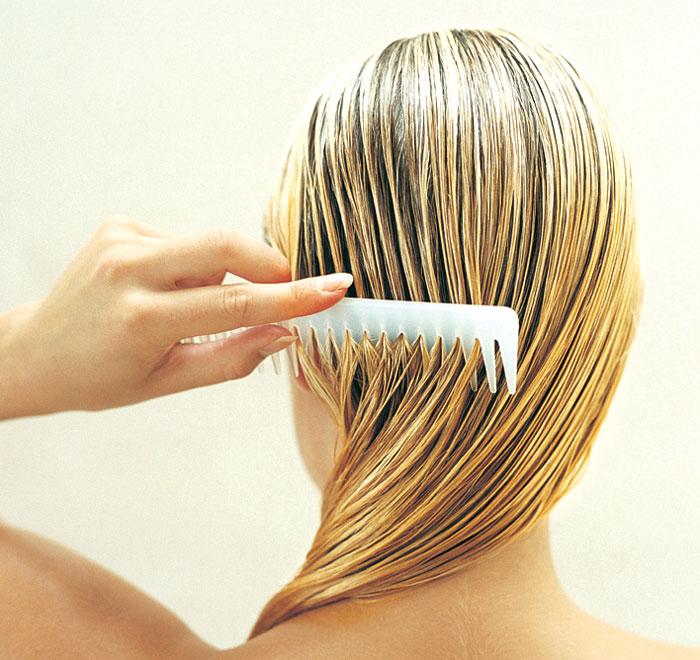 Глицериновая маска для волос
