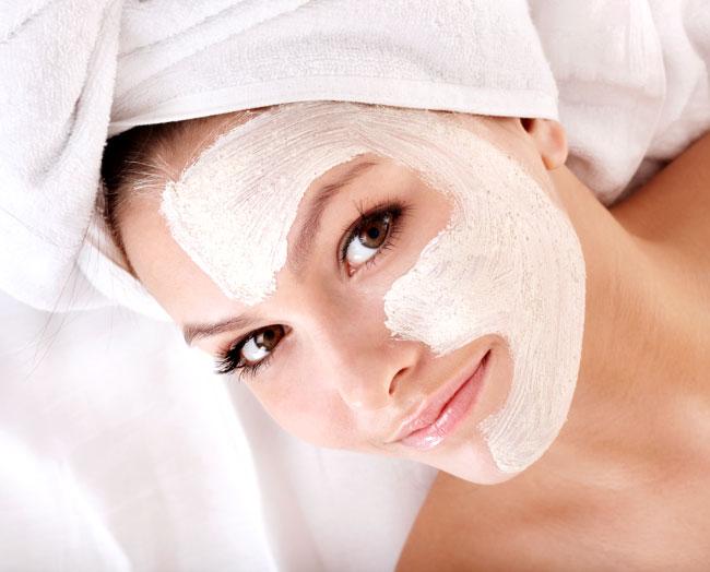 Глубоко очищающая маска для лица в домашних условиях