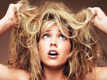 Как восстановить поврежденные волосы
