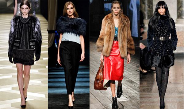 Тенденции моды зима 2015