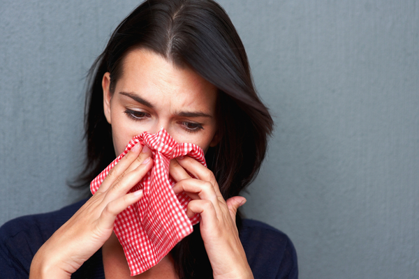 Заложенность носа как вылечить