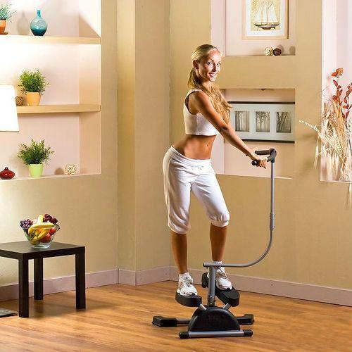 Помогают ли домашние спортивные тренажеры?