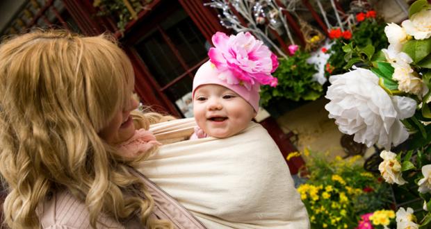 Что такое слинг для новорожденных?