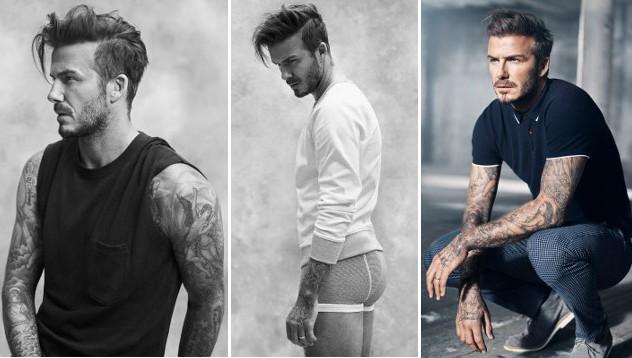 Дэвида Бекхэм выпустит свою линию одежды для H & M