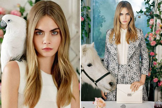 Cara-Delevingne-for-Mulberry-SS-2014-campaign