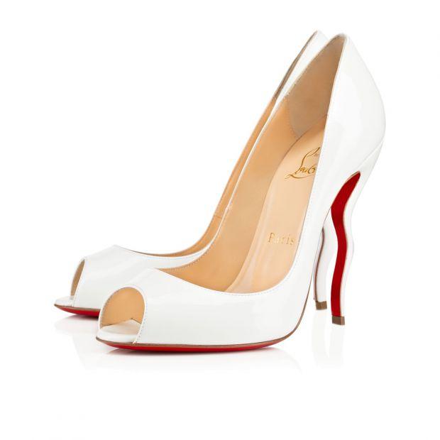 hristian Louboutin представил новую коллекцию обуви