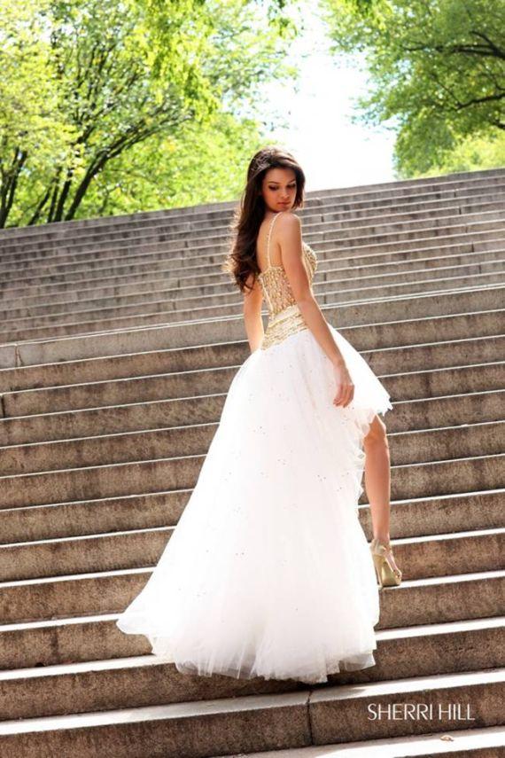 Мода платья на выпускной 2015