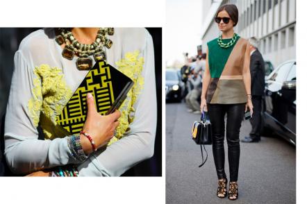 Мода на летние украшения 2015