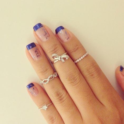 Как носить кольца на пальцах