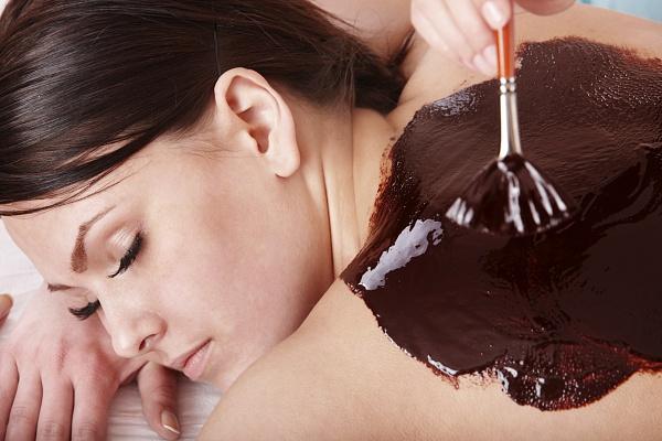 Что такое шоколадное обертывание?