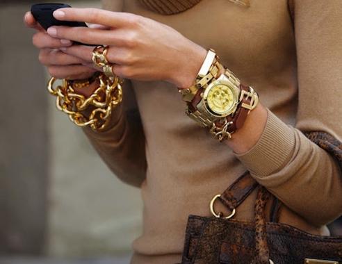 Как носить часы на руке