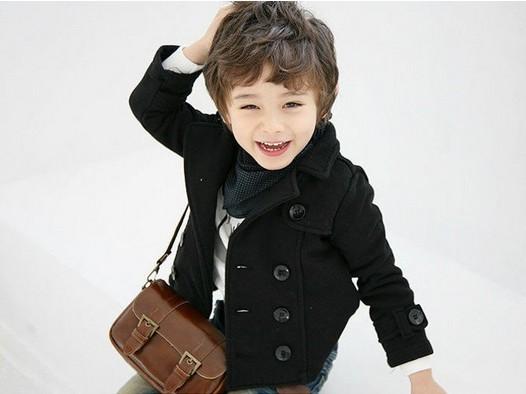 Мода на детские пиджаки