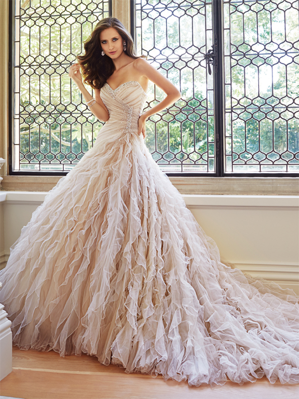 Мода 2015 на свадебные платья