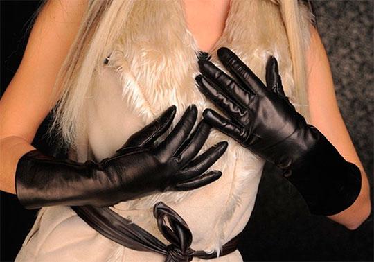 Мода 2015 на женские перчатки