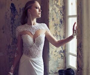 Самое красивое свадебное платье 2015