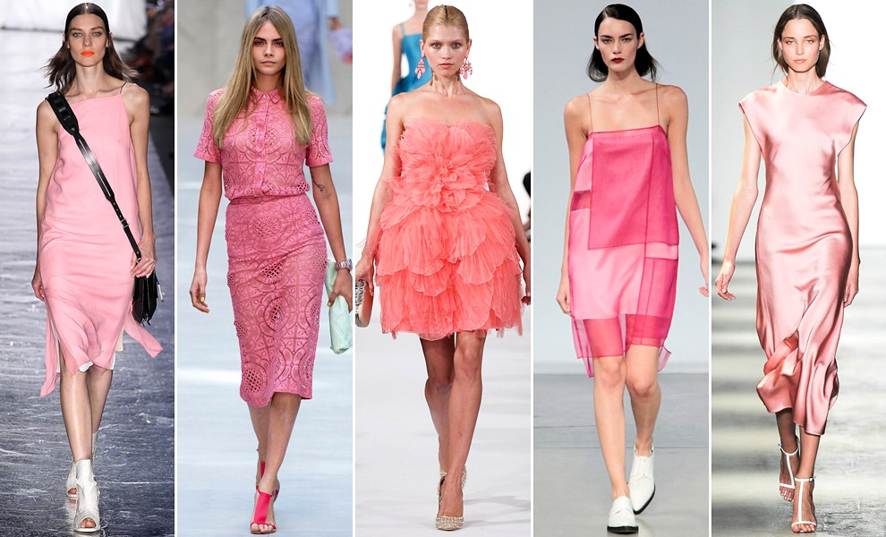 Мода 2015 на женские летние платья