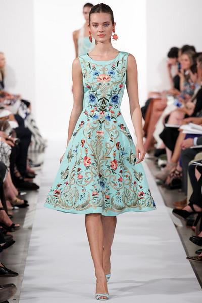 Самые модные платья летнего сезона 2015 года