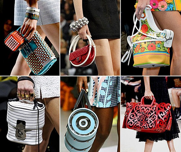 Летняя мода на сумки