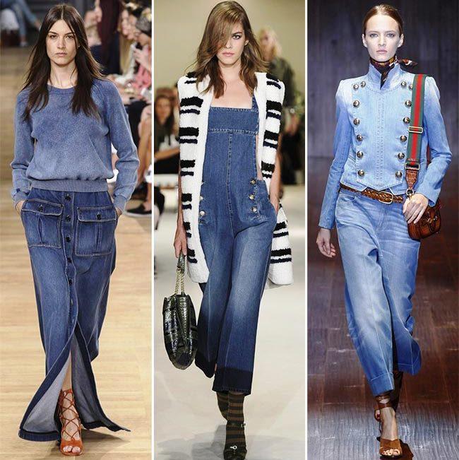 Лето 2015. Модные тенденции
