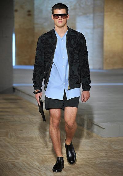 Модные рубашки для мужчин осени 2015