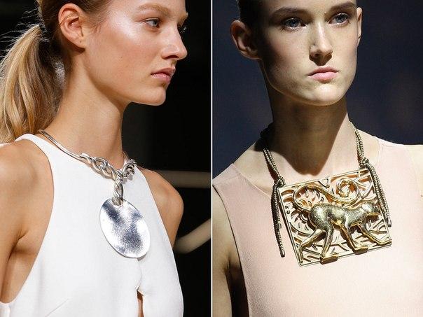 Мода на ювелирные украшения 2015 года