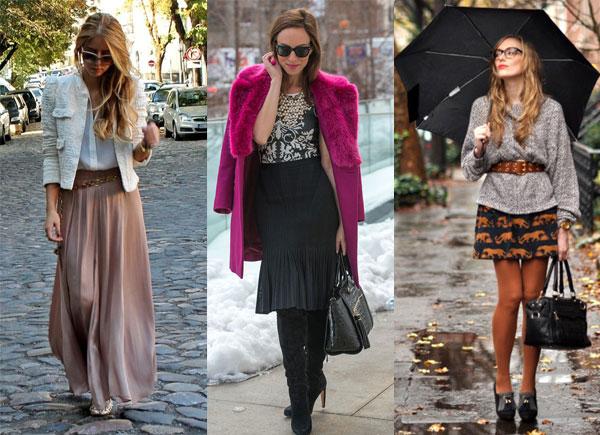 Мода осени - зимы 2015 на женскую обувь