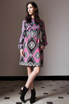 Осенние платья 2015