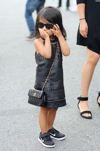 Стили детской моды