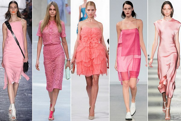 Модные женские платья 2015 фото