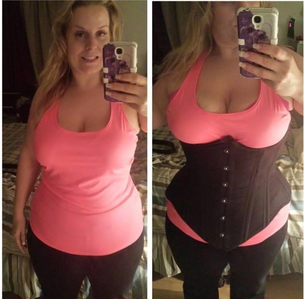 Общая информация о корсете waist trainer