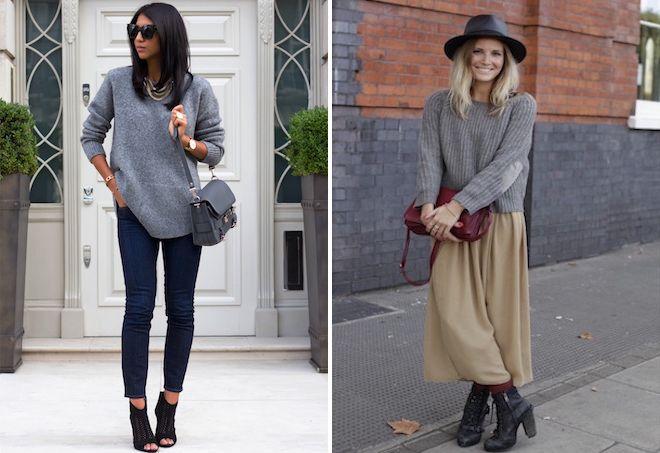 Два образа уличный стиль